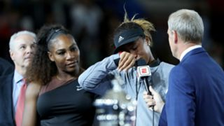 Serena Williams Naomi Osaka - cropped