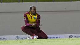 West Indies all-rounder Fabian Allen