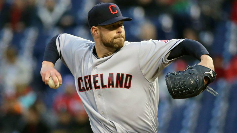 MLB trade rumors: Dodgers, Padres are teams most on Corey Kluber