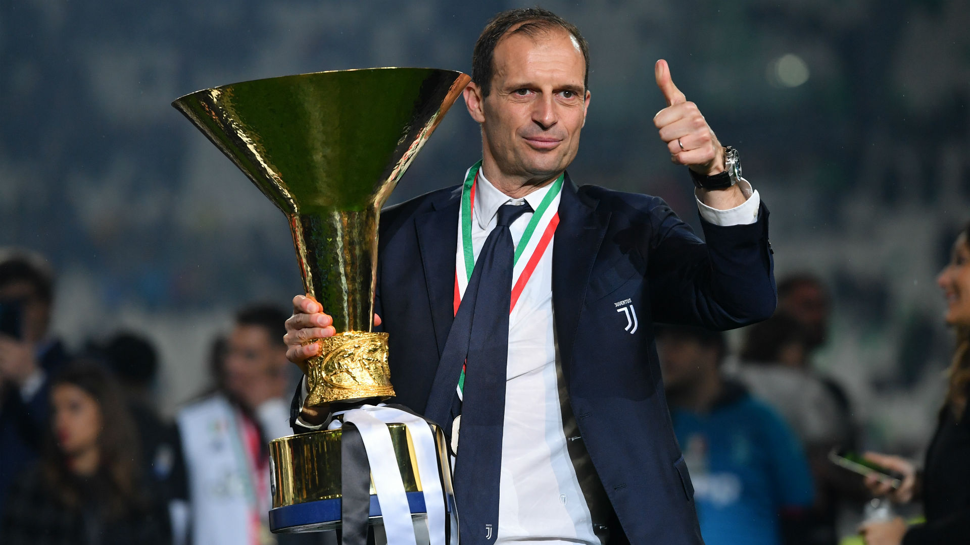 Allegri seeking a challenge, not a sabbatical with Juventus departure looming