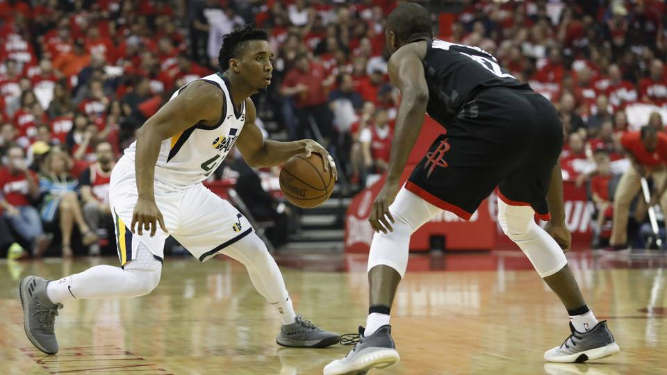 NBA playoffs wrap 2018: Jazz fend off Rockets comeback, even series
