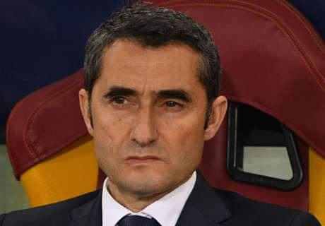 Barcelona very happy with Valverde, says Bartomeu