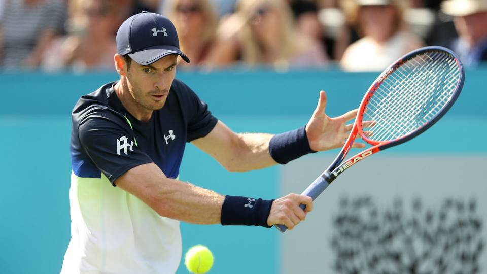 Andy Murray impressive in defeat in long-awaited return to ATP Tour