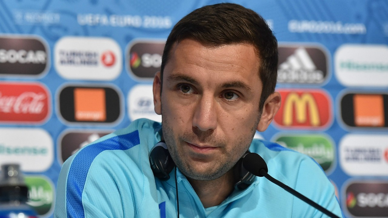 Shakhtar s Darijo Srna confirms failed doping test