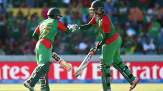 Mushfiqur Rahim and Shakib Al Hasan - cropped
