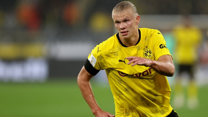Erling Haaland could be available for £64million in January
