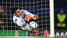 Kepa Arrizabalaga came on to be Chelsea's shoot-out hero