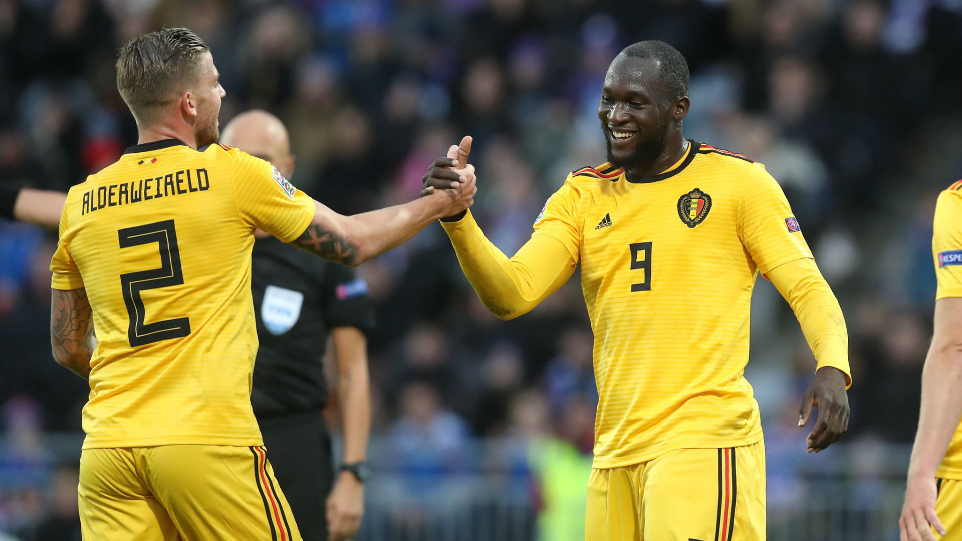 UEFA Nations League: No- Nonsense Belgium Bury Iceland