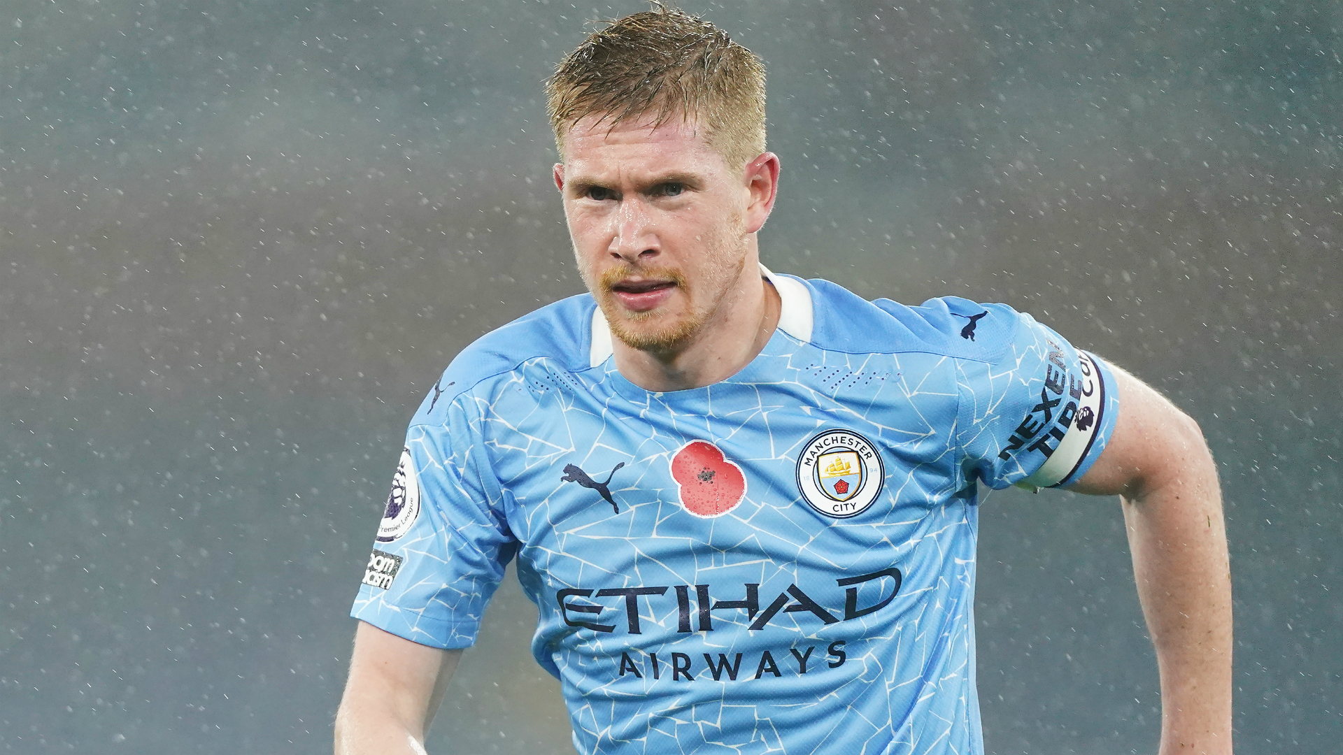Kevin De Bruyne could lift City this weekend