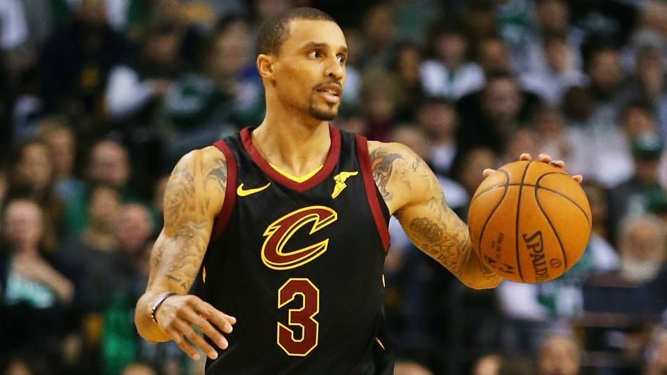 NBA playoffs 2018: Cavaliers' George Hill plans to eat Chipotle before Game 7