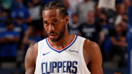 Kawhi Leonard of the Los Angeles Clippers