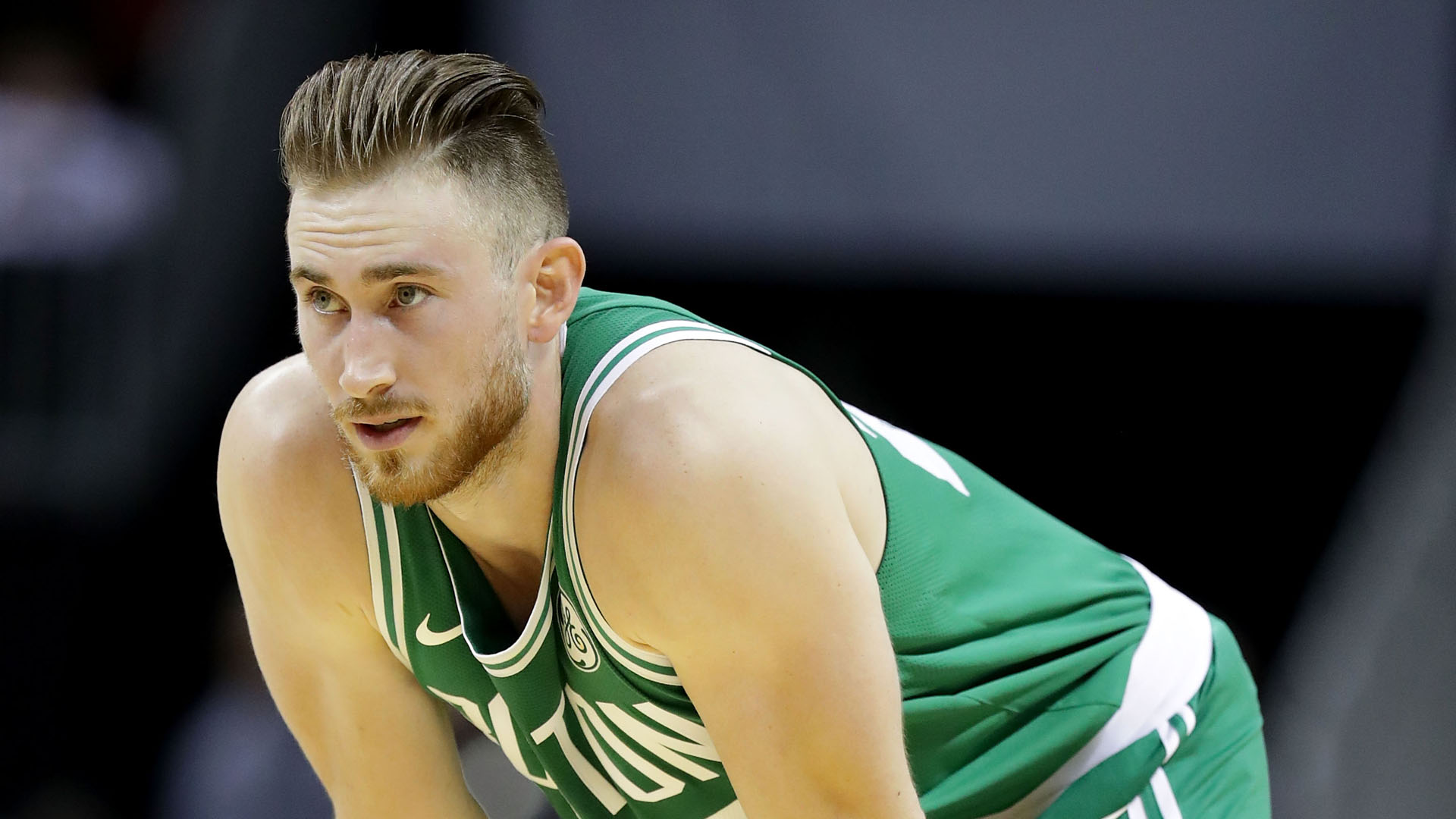 Gordon Hayward on possible return this season: 'My mind is open to that'
