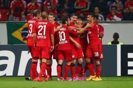Leverkusen Benfica