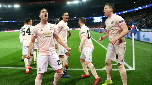 Solskjaer: PSG comeback gives Man United hope for Barcelona
