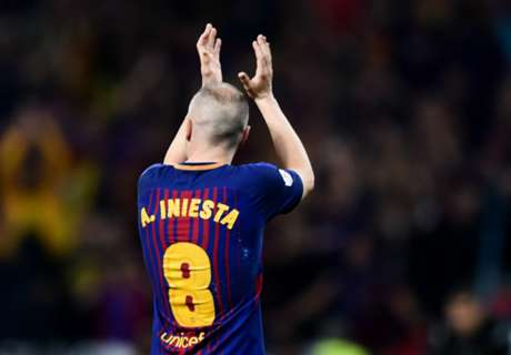Iniesta the perfect poster boy for new generation