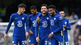 Chelsea ran riot against Norwich City