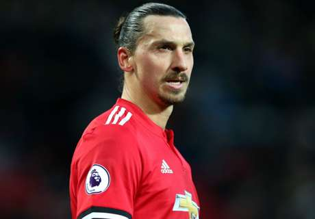 Man United confirm Ibrahimovic exit