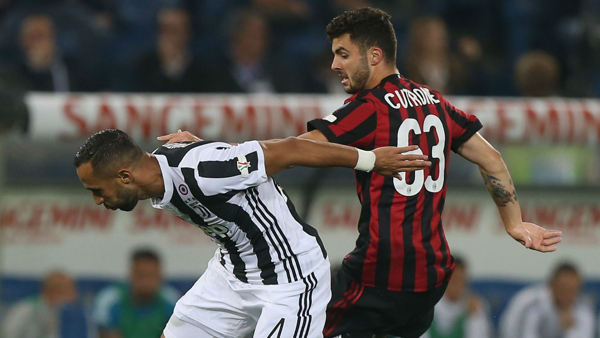 Italian Cup final like World Cup for Gattuso's AC Milan