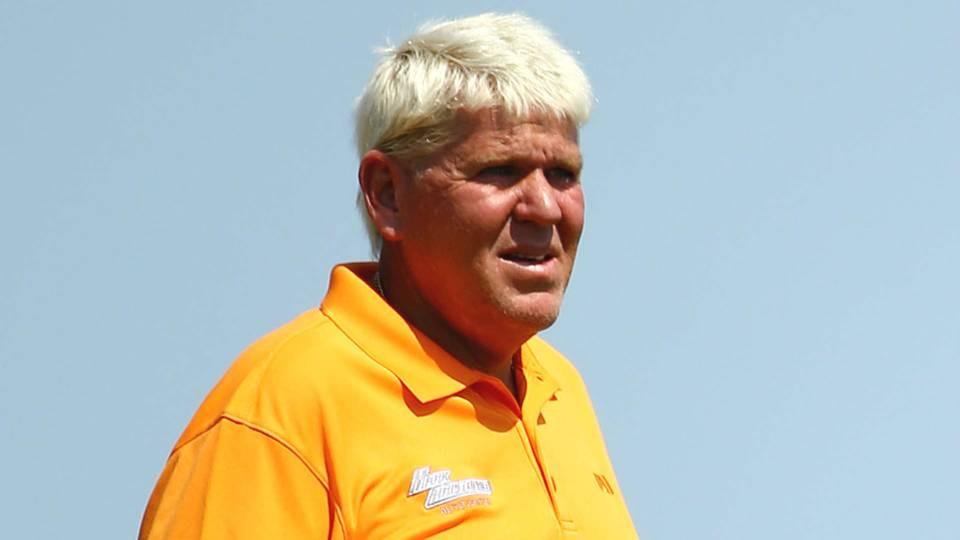 John Daly 'pissed' over denied cart at U.S. Senior Open, withdraws