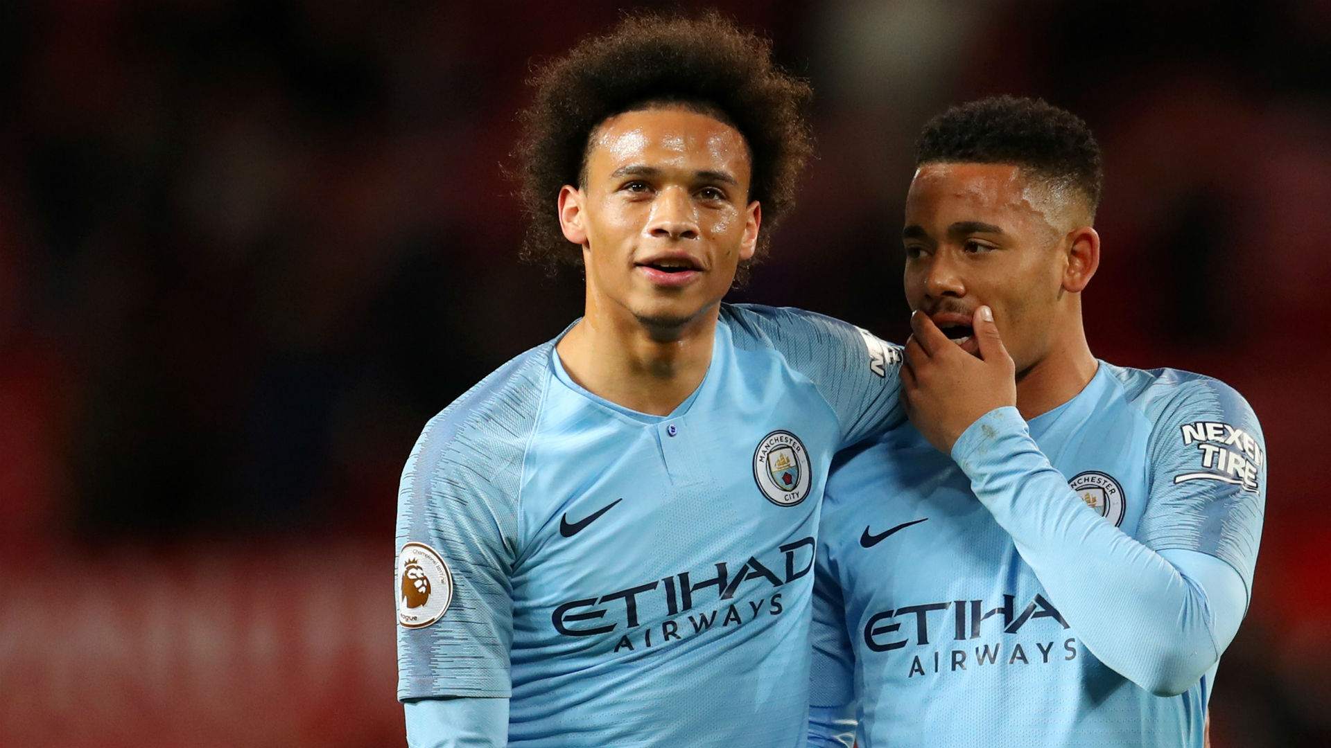 Manchester City 'TURN DOWN £70m bid for Leroy Sane' from Bayern Munich