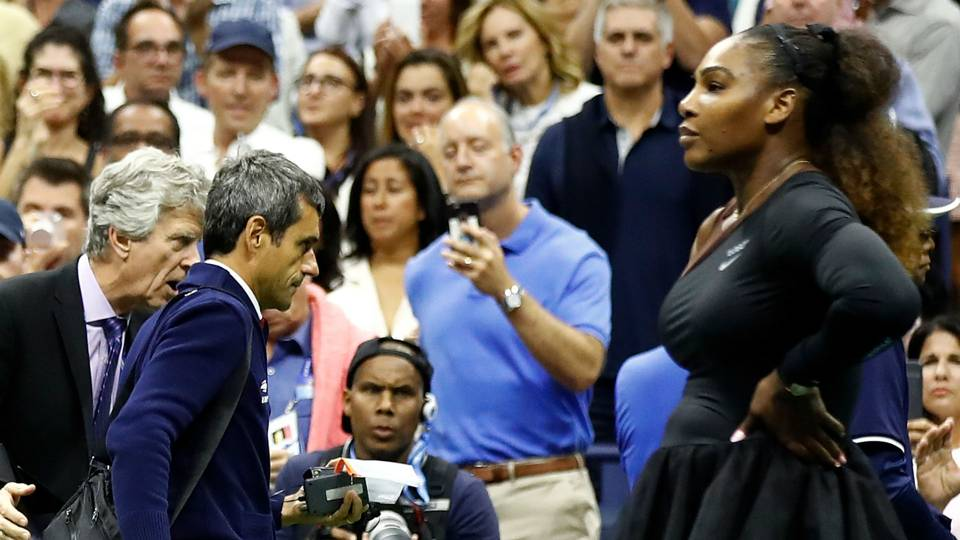 U.S. Open 2018: Umpire Carlos Ramos showed 'professionalism,' 'integrity' with Serena Williams, ITF says