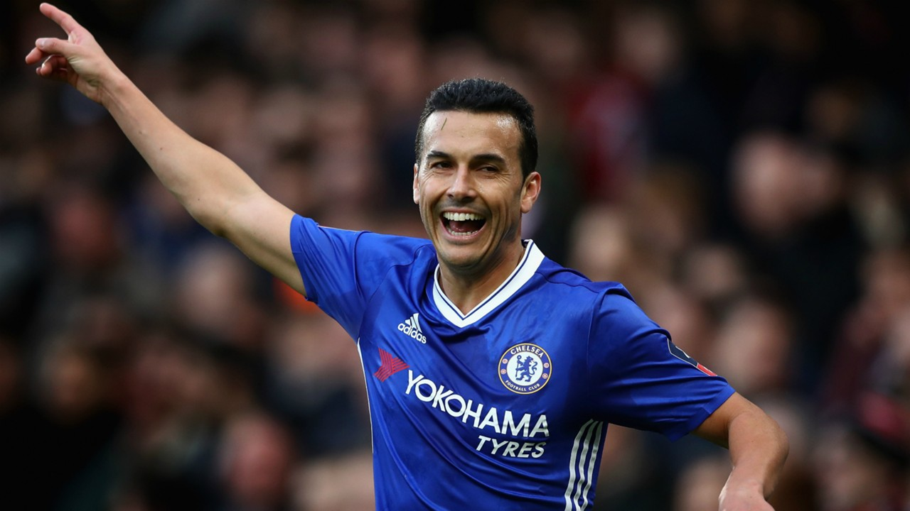Pedro reveals Chelsea s best player & it s not Kante
