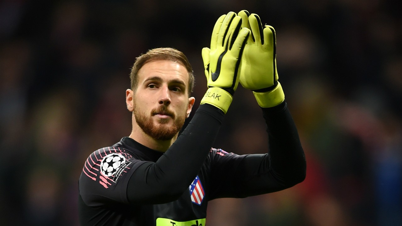 'He's as important as Griezmann' - Gabi and Juanfran hopeful over Oblak's Atletico future