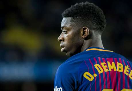 Dembele must pass Barcelona final exam - Xavi