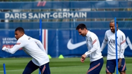 Kylian Mbappe, Lionel Messi and Neymar could play together for the first time