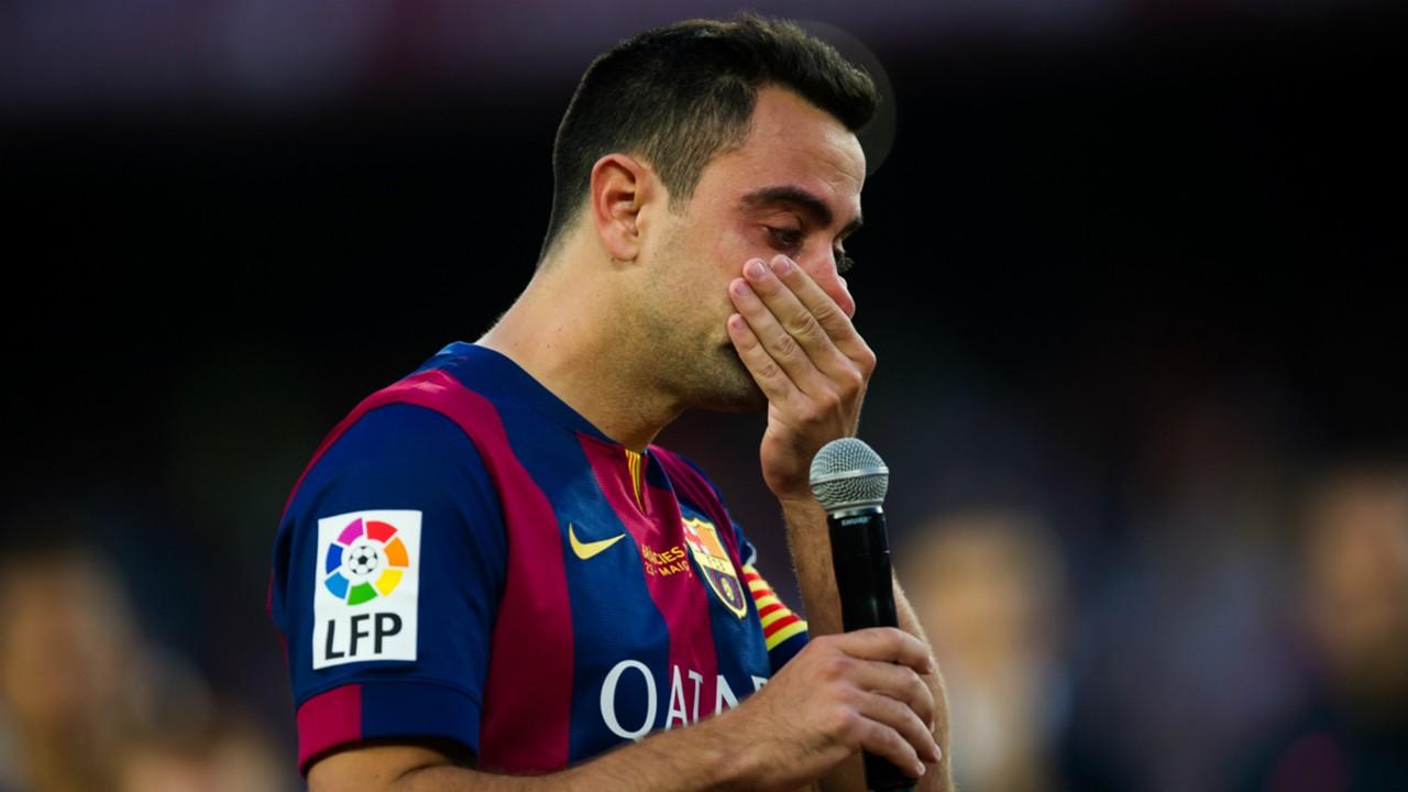 La Liga Xavi wants Barcelona coaching job