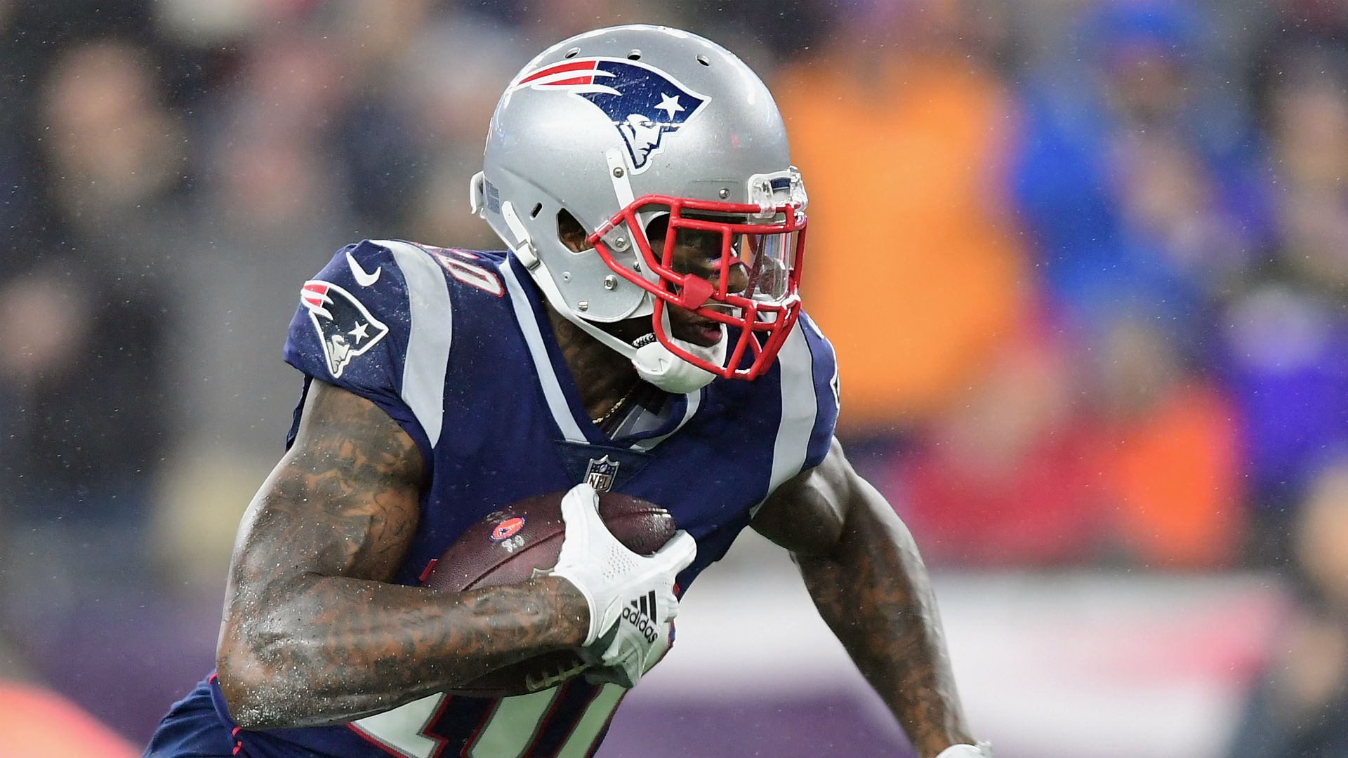 Patriots injury updates: Josh Gordon (knee, ankle), others ruled out vs. Jets