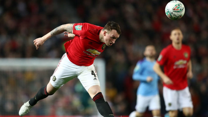 Manchester United defender Phil Jones could move to West Ham