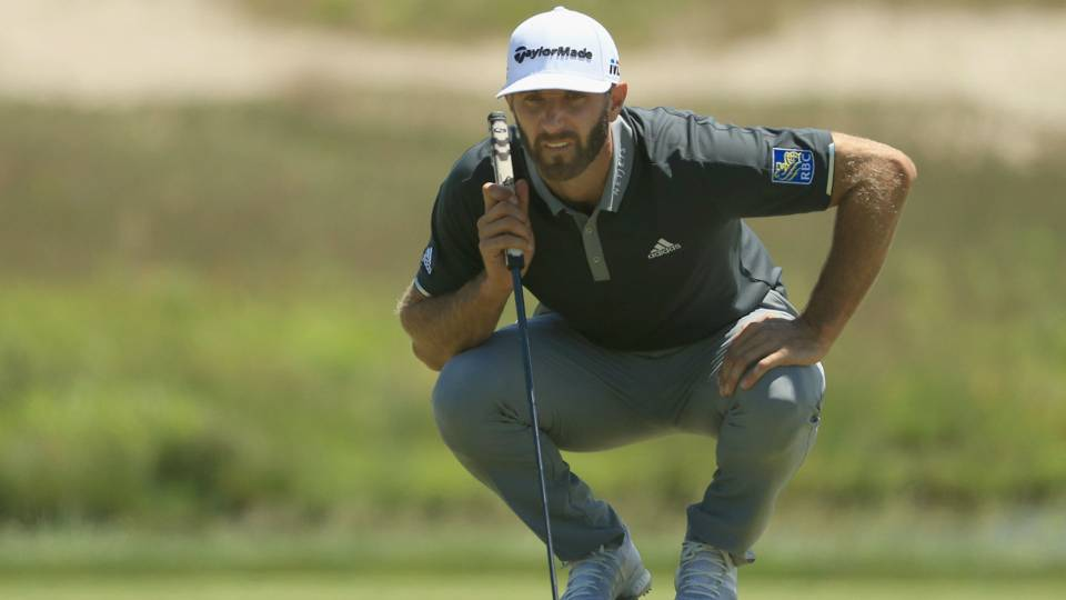 PGA Championship 2018: Dustin Johnson thinks accuracy the key at Bellerive after Round 1