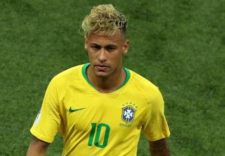 Why does Neymar showboat?