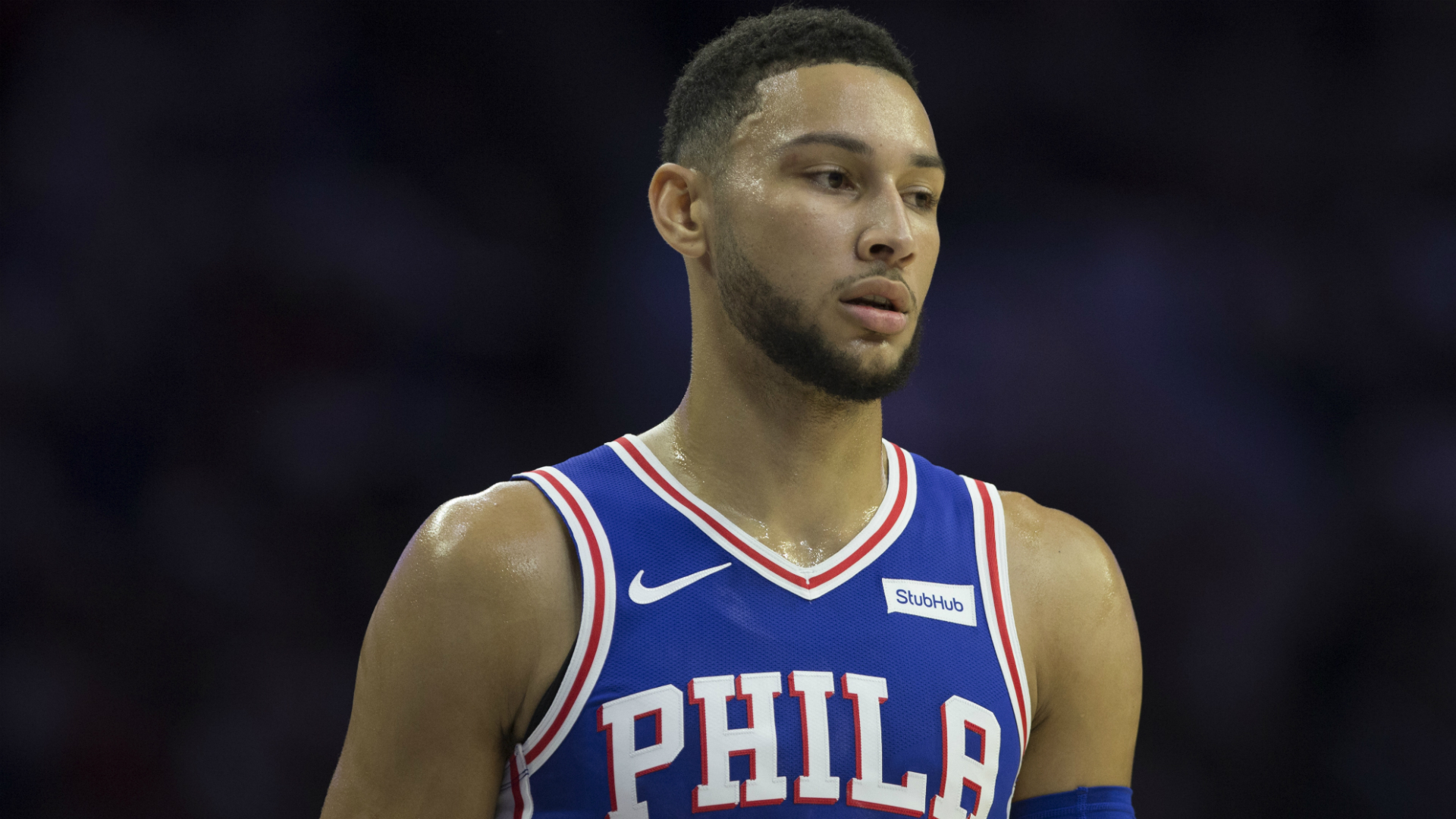76ers' Ben Simmons explains his mindset around improving his shooting