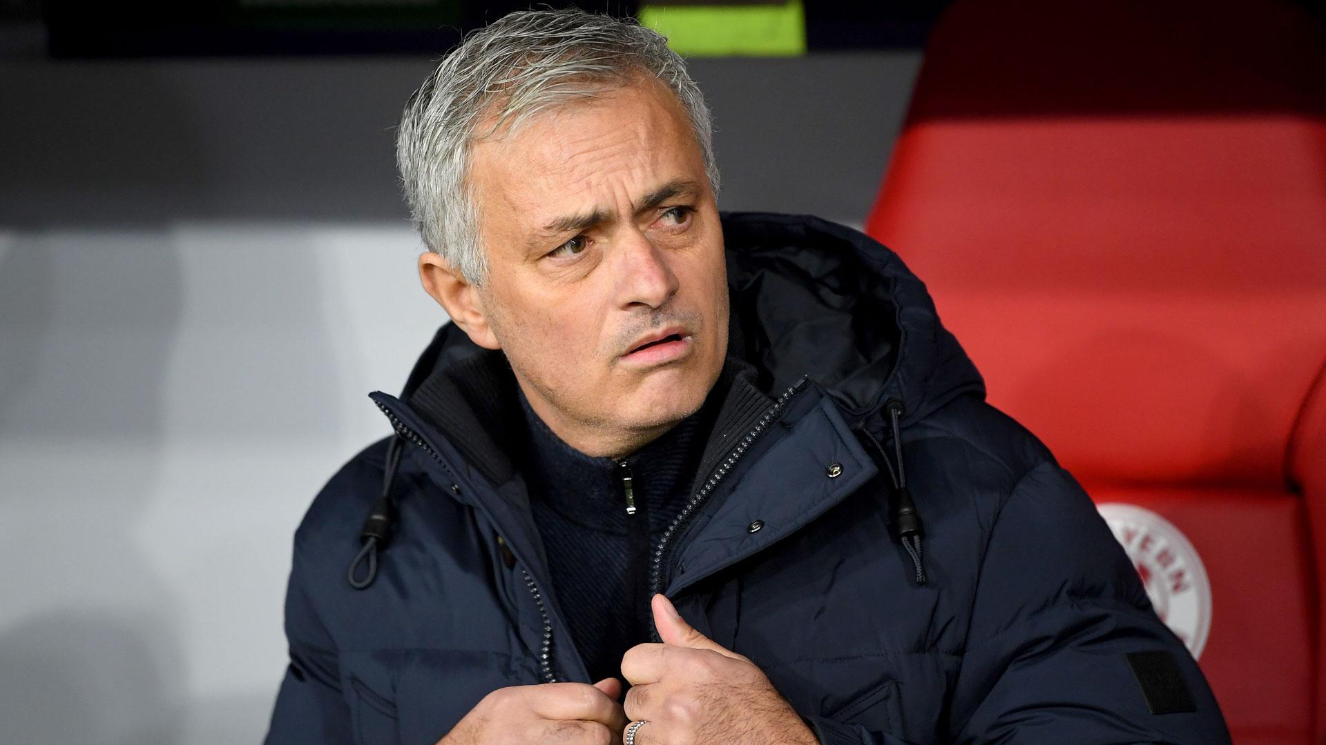 Mourinho encourages Vertonghen, Eriksen to stay at Spurs