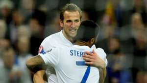 Harry Kane and Raheem Sterling