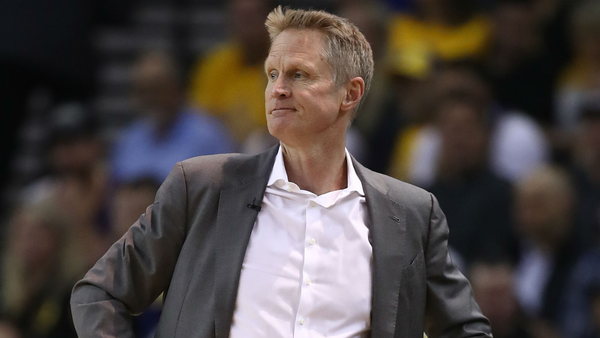 Steve Kerr on Warriors roster changes: 'We don't know who we are'