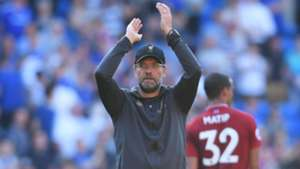 Klopp hits out at 'dangerous' dry pitch after Cardiff win