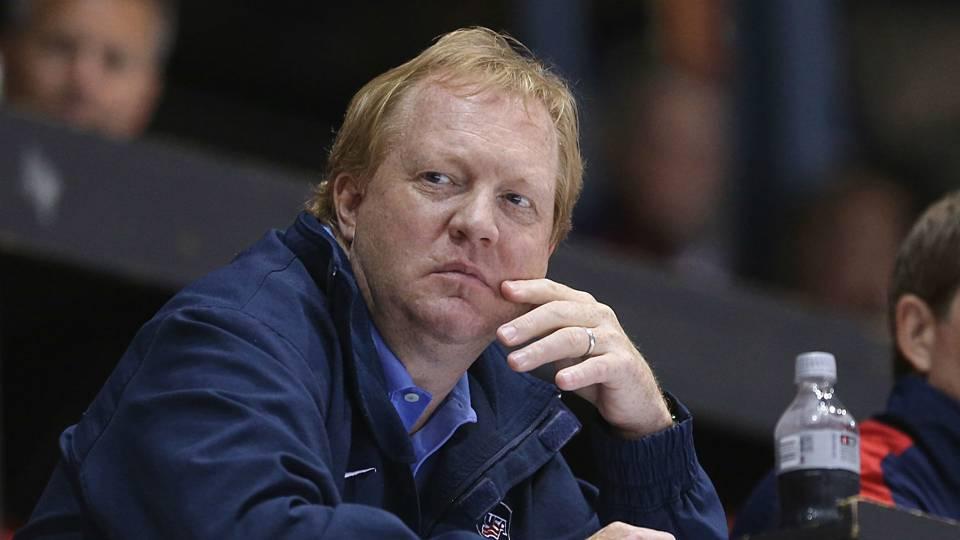USA Hockey executive Jim Johannson dies at 53