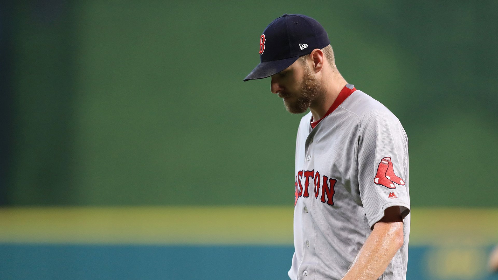 Red Sox ace Chris Sale on early season struggles: 'I just flat-out stink'