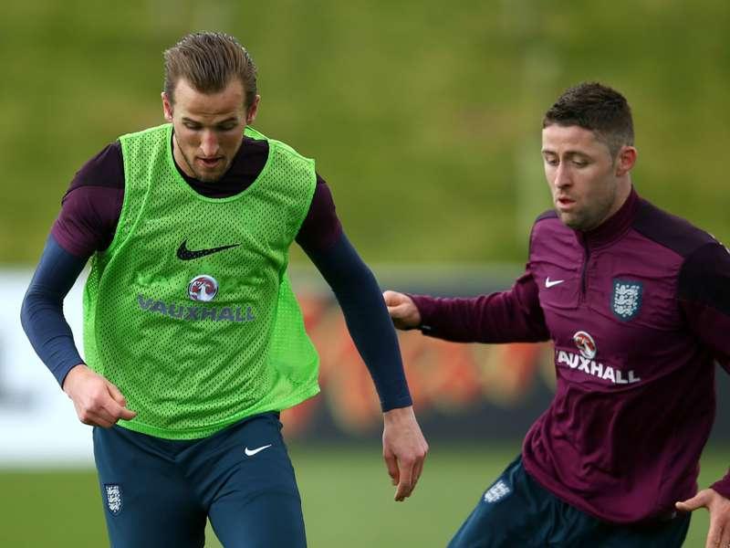 Harry Kane encabeza el futuro de Inglaterra