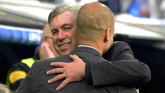 Guardiola trusts Ancelotti to succeed at Bayern