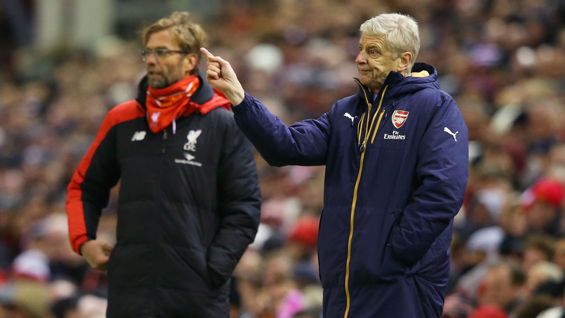 Wenger Confirms Huge Double Boost Ahead Of Liverpool Trip