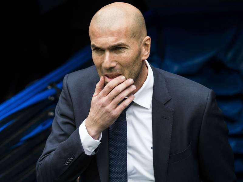 Zidane: Derby defeat would not end Real Madrid's season
