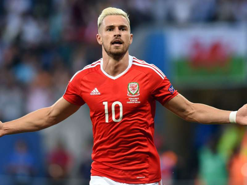 RUMOURS: Aaron Ramsey a target for Manchester United