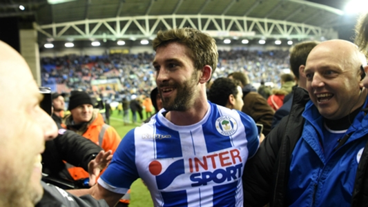 FA Cup hero Grigg revels in dousing Manchester City's fire
