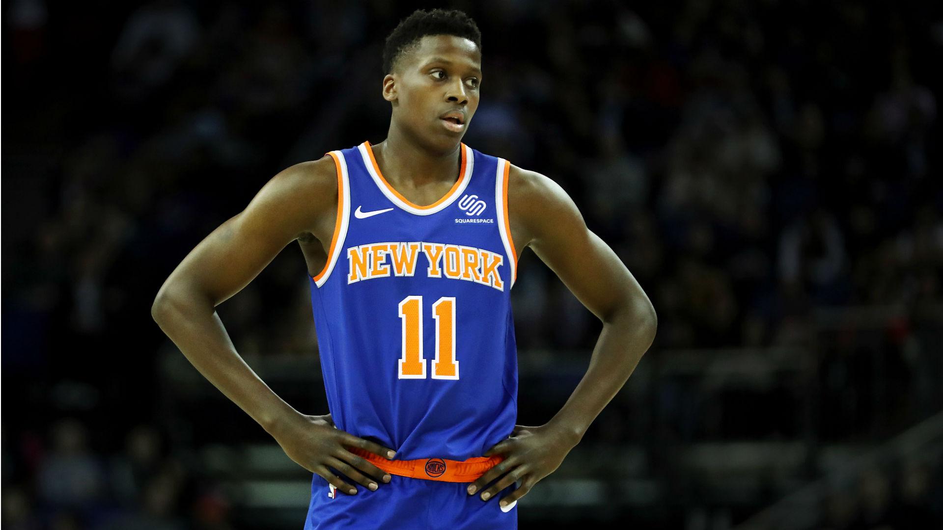 NBA trade rumors: Knicks looking to deal Frank Ntilikina for draft pick