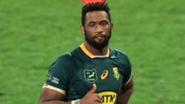 Springboks skipper Siya Kolisi
