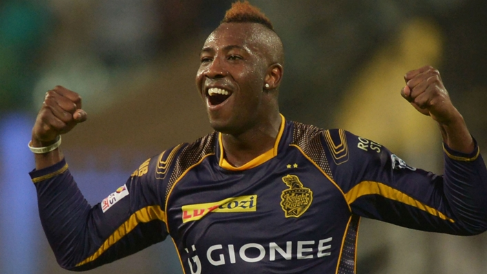 Andre Russell starred as Kolkata Knight Riders coasted past Royal Challengers Bangalore